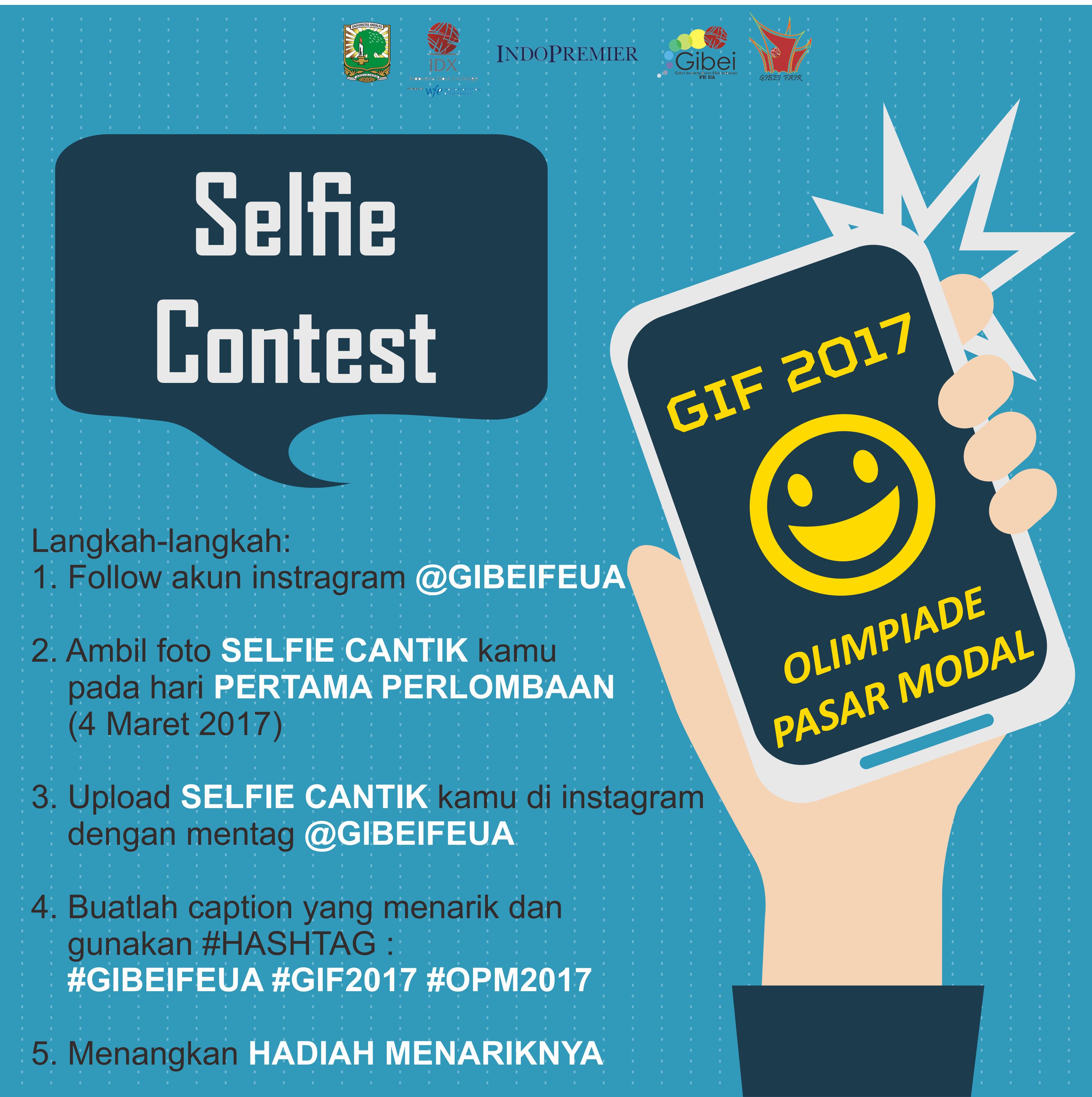 selfie-contest